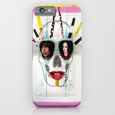 Joyful skull Slim Case iPhone 6s