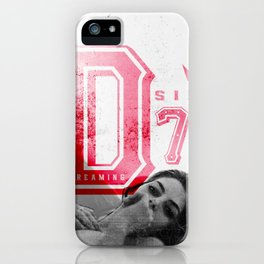 D CV iPhone Case