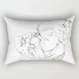 Who Are You ... Really? Rectangular Pillow