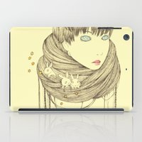 planet iPad Cases featuring planet by 13diamondhearts