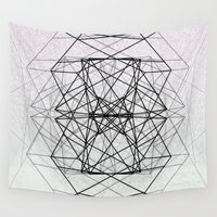 code Wall Tapestries featuring Code by Dood_L
