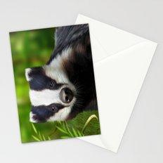 Badger Stationery Cards