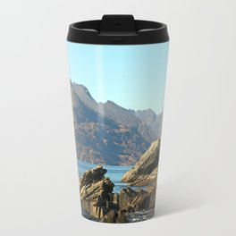 The gentle indifference of the world Travel Mug