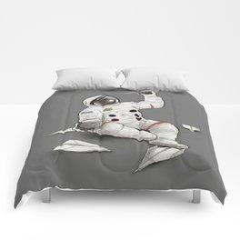 Astronaut in Training Comforters