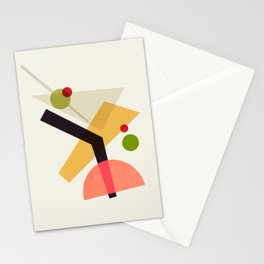 Cocktail IV Martini Stationery Cards