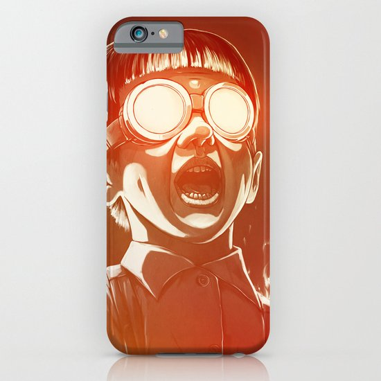 FIREEE! iPhone & iPod Case