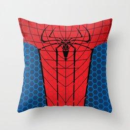Amazing Spider-Man Throw Pillow