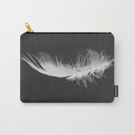 Feather floating Carry-All Pouch