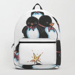 Penguin Tree Backpack
