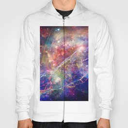 Galactic Mountain Hoody