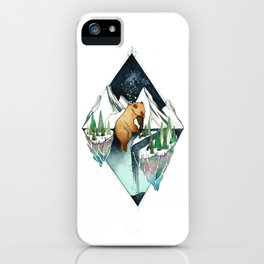 brother bear iPhone Case