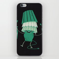 Lights Out iPhone & iPod Skin