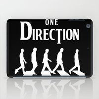 1d iPad Cases featuring 1D Road by pygmy