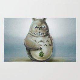 Miyazaki's Totoro - Totoros communis domestica Rug