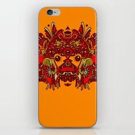 Symmetry iPhone Skin