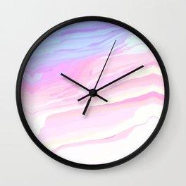 Summer seaside beach Wall Clock