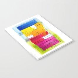 Rainbow High Rise Notebook