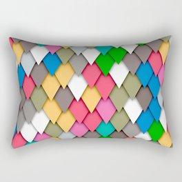 C13D Flipflaps Rectangular Pillow