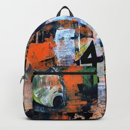 Zapatos Backpack