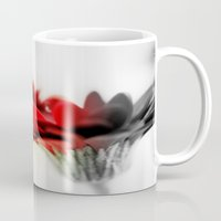 moulin rouge Mugs featuring Rouge  by Norie