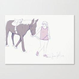 Vero Canvas Print