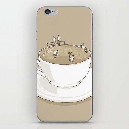 Skatea iPhone & iPod Skin