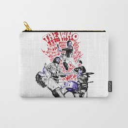 Who Are You ? Carry-All Pouch