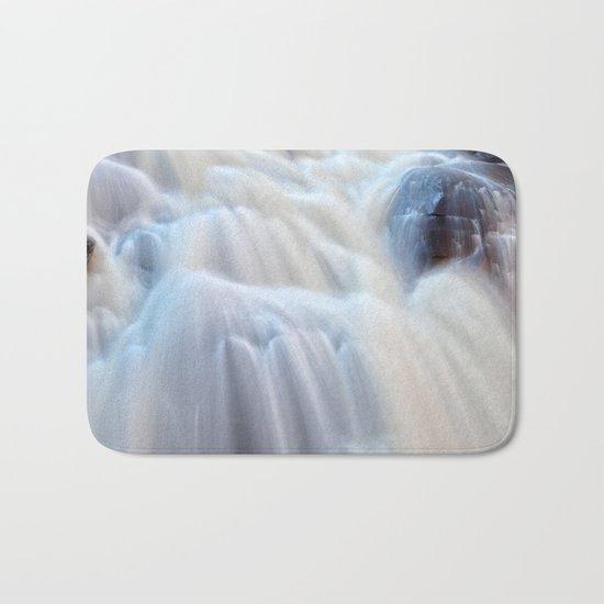 Chutes du Diable Waterfall Bath Mat