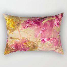 Flowering Plum #19 Rectangular Pillow
