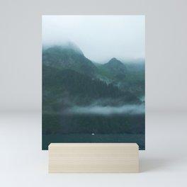 The Grandeur of Kenai Mini Art Print