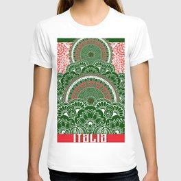 Italy Lover Italian Culture Italian American Gift T-shirt