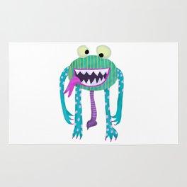 Monster Hugo Rug