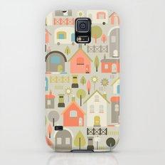 Houses Slim Case Galaxy S5
