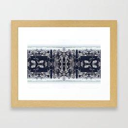 YNNY Framed Art Print