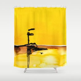 Introspection No. 20 by Kathy Morton Stanion Shower Curtain
