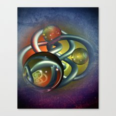 coherence Canvas Print