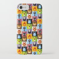 nausicaa iPhone & iPod Cases featuring Miyazaki's by badOdds