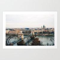 Budapest, Hungary, 2009 Art Print
