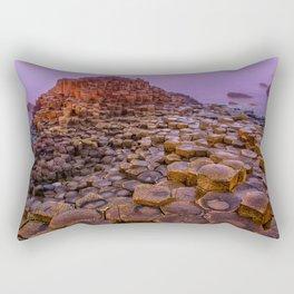 When the sun raises Rectangular Pillow