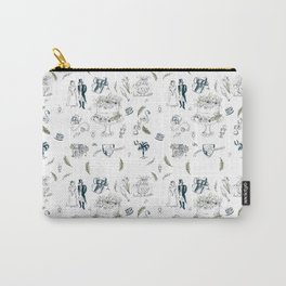 Bride and Preciousness Abigail Carry-All Pouch