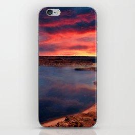 The lake iPhone Skin