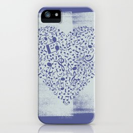 LoveMusic iPhone Case