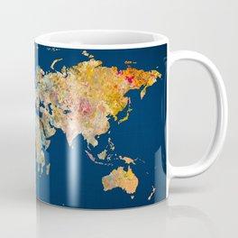 World Map 11 Coffee Mug