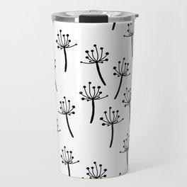 wildflowers °1 Travel Mug