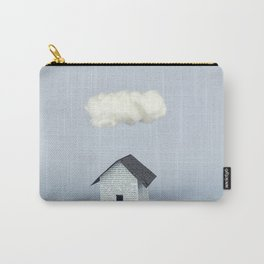 A cloud over the house Carry-All Pouch