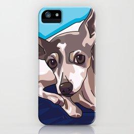 Jasmine Dog iPhone Case