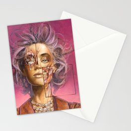 Skin Deep Stationery Cards