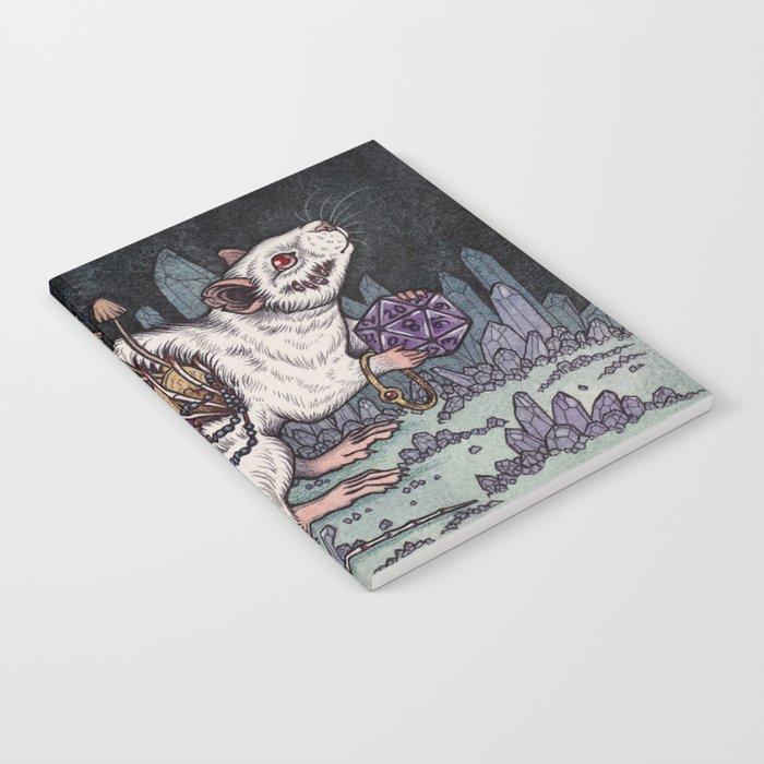 Sorcerer's Familiar Notebook