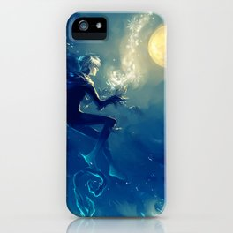 Jack Frost iPhone Case