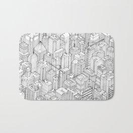 Isometric Urbanism pt.1 Bath Mat